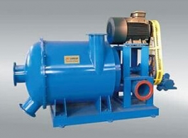 ZLDF -II Single Effect Fiber Separator