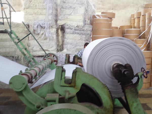 1575mm15TPDCopyA4White80gsmPaperMakingMachine