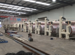 2200 Kraft Paper machines, cardboard paper mill plant and carton box recycling machine